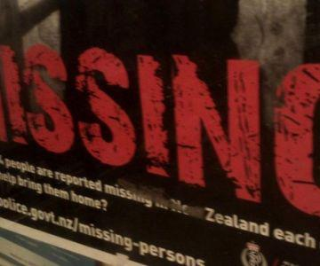 Missing Persons in NZ - Radio Live Interview Danny Toresen