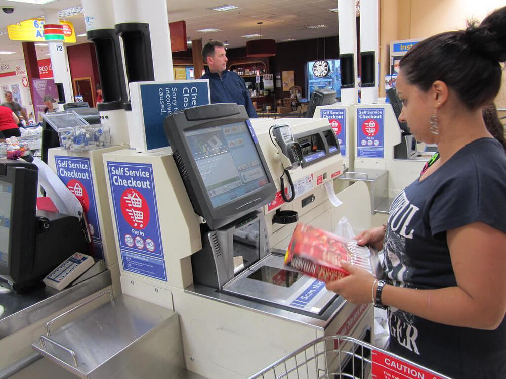 Shoppers Happier To Steal At Supermarket Self Service